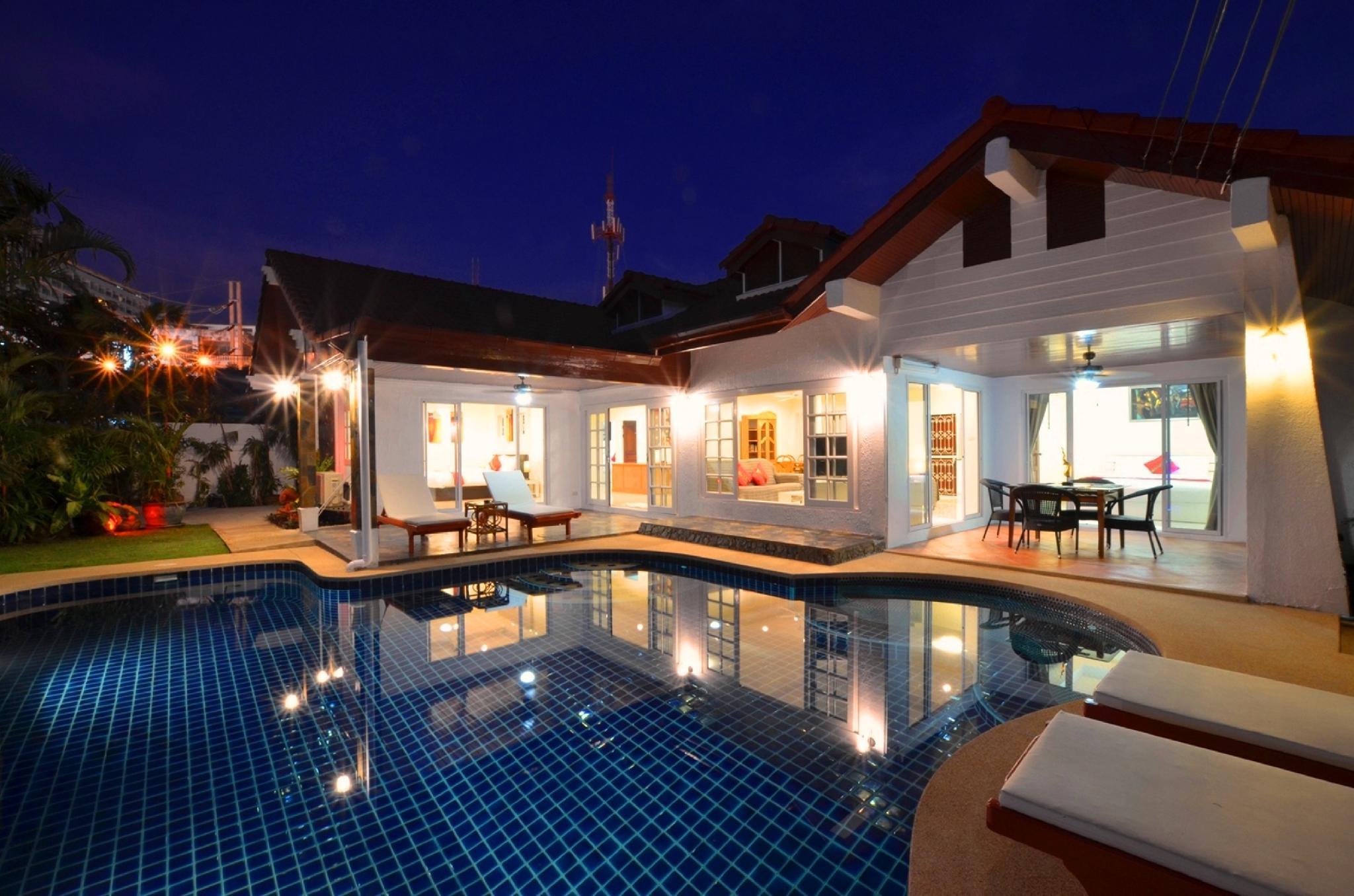 Grand Condo Jasmine Pool Villa300meter From Beach