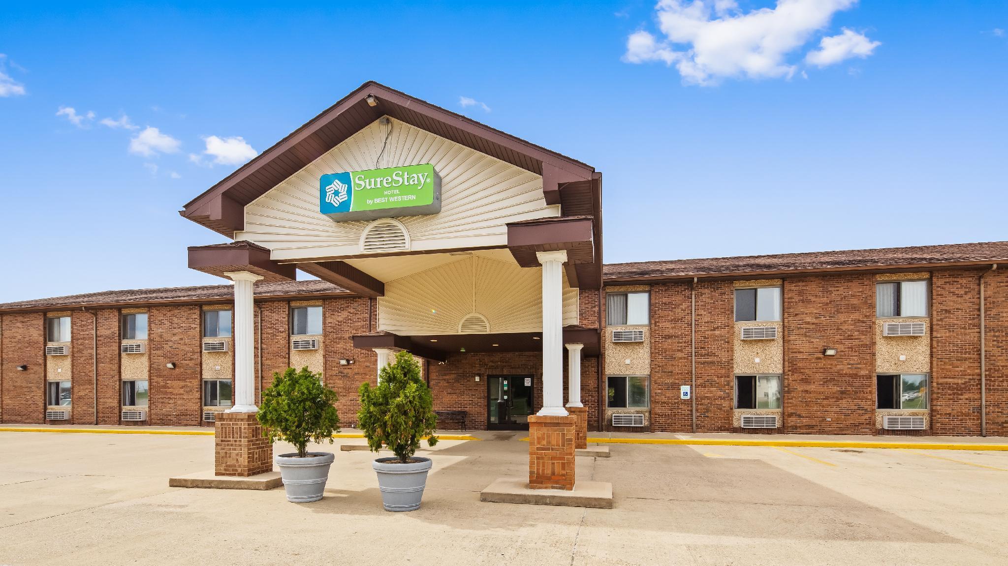 SureStay Hotel By Best Western Greenville