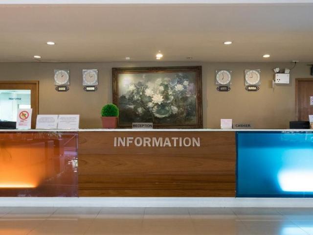 จอมเทียน พลาซ่า เรสซิเดนซ์ – Jomtien Plaza Residence