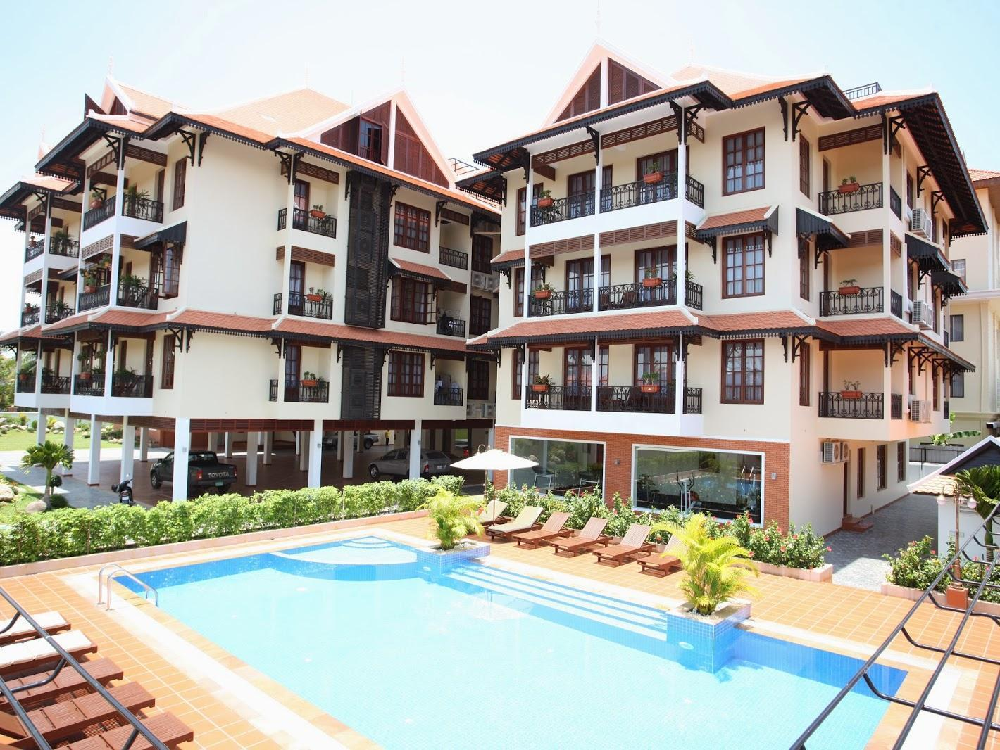 Steung Siemreap Residences And Apartment