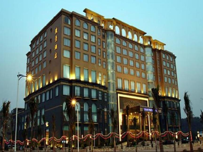 About Foshan Panorama Hotel