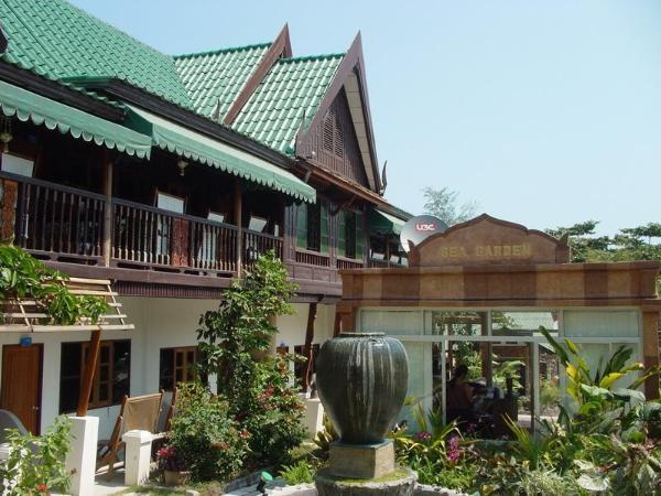 Sea Garden Resort Haad Rin Koh Phangan