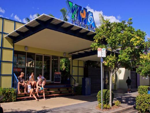 Cairns Central YHA Hostel