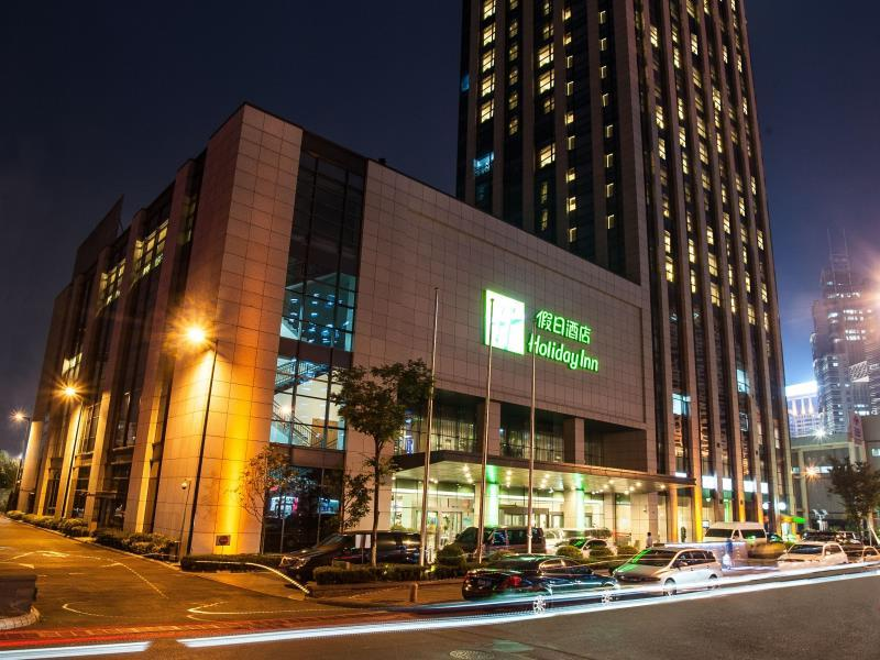 Holiday Inn Qingdao City Center – Hotel Review, Picture and Room Prices