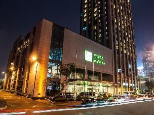 青島中心假日酒店