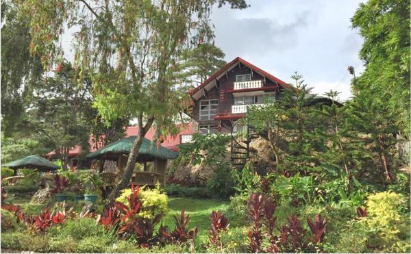 Safari Lodge Baguio By Log Cabin Hotel
