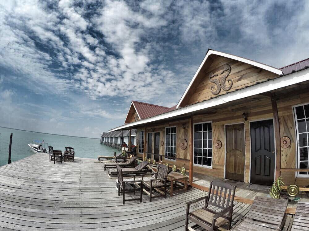 Seahorse Sipadan Scuba Lodge