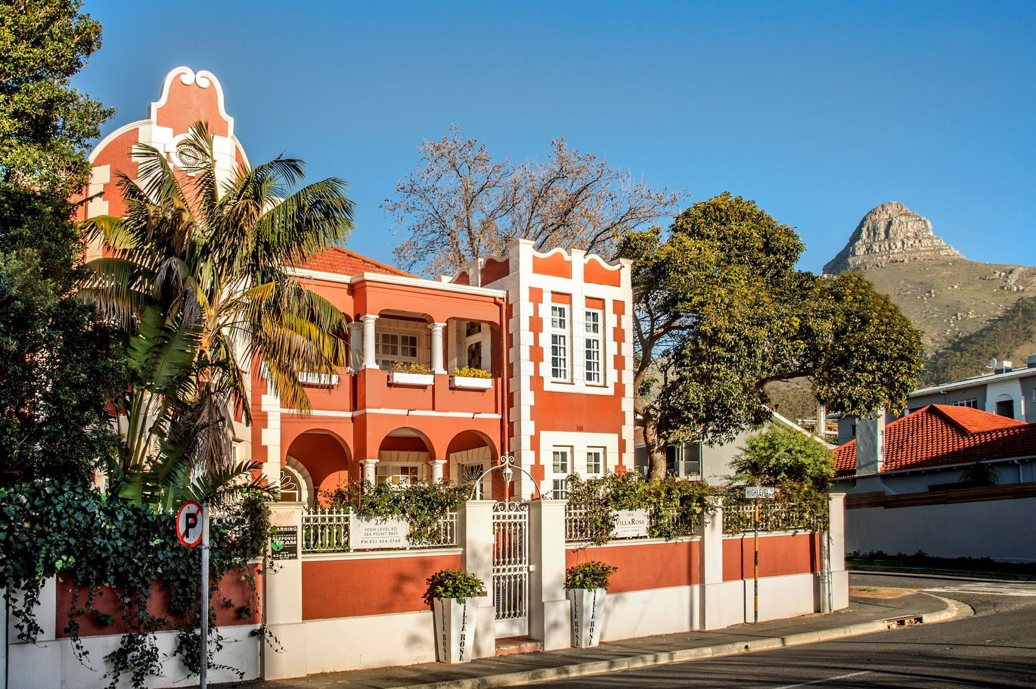 The Villa Rosa Guesthouse