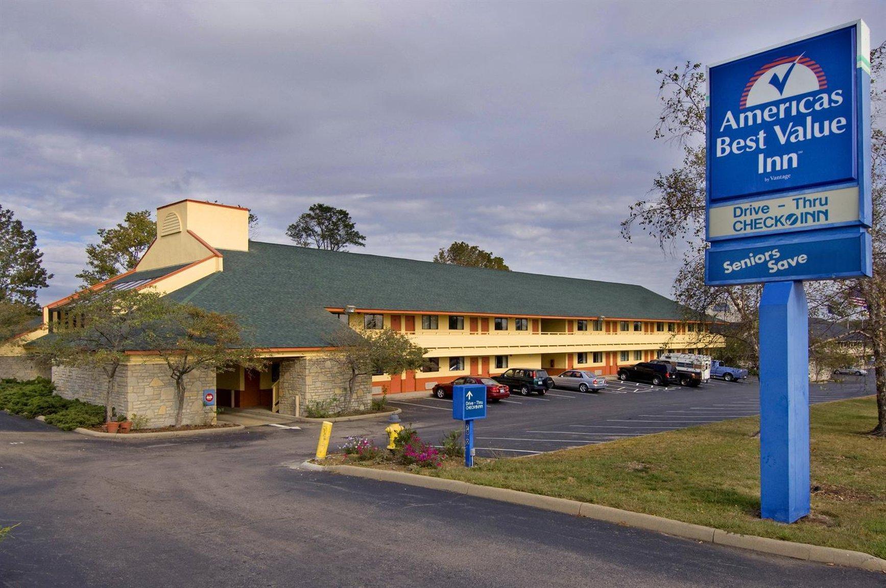 Americas Best Value Inn Florence Cincinnati