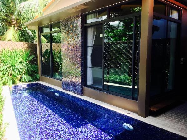 2 bd  pool villa walking distance to the beach Phuket