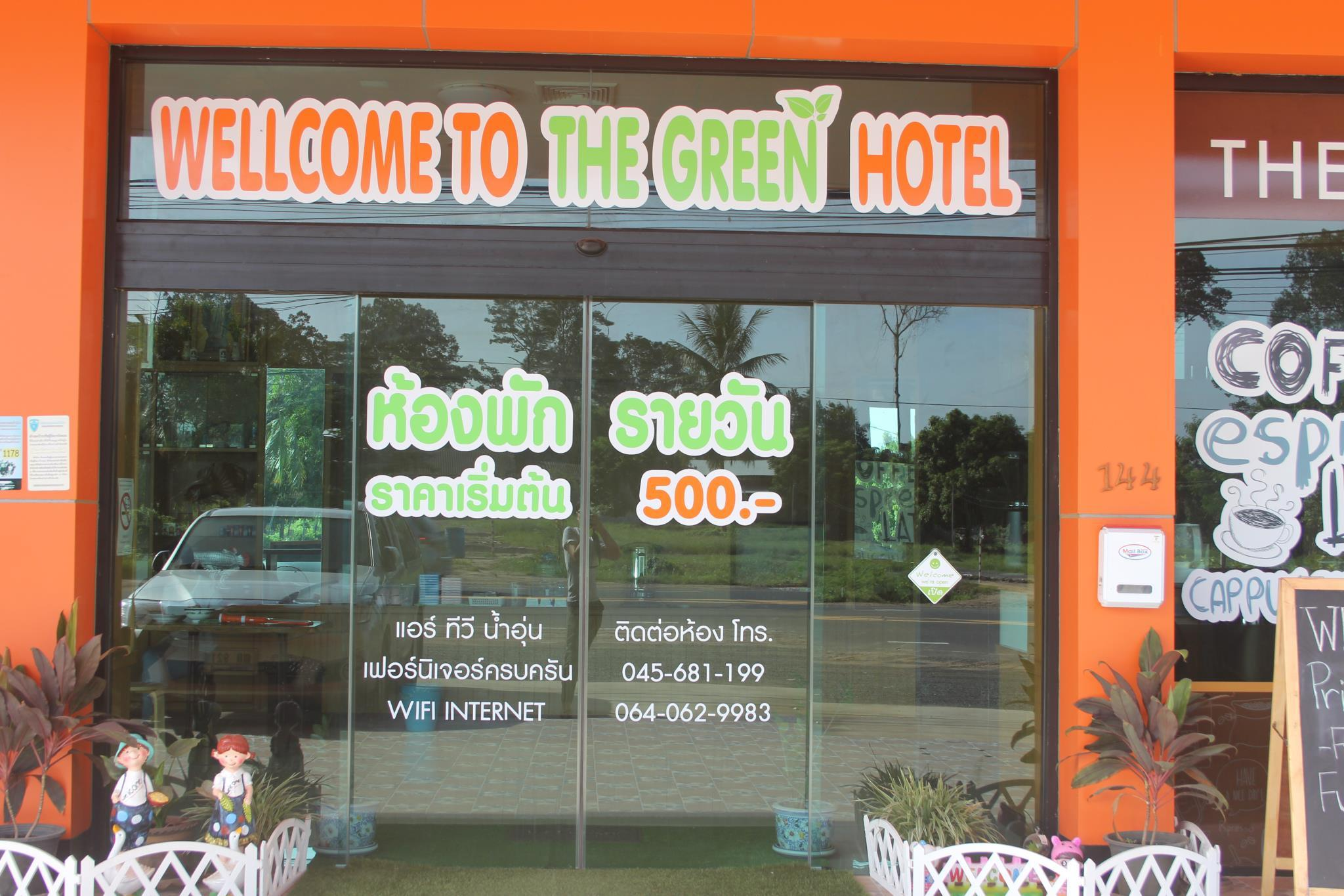 Review The Green Hotel