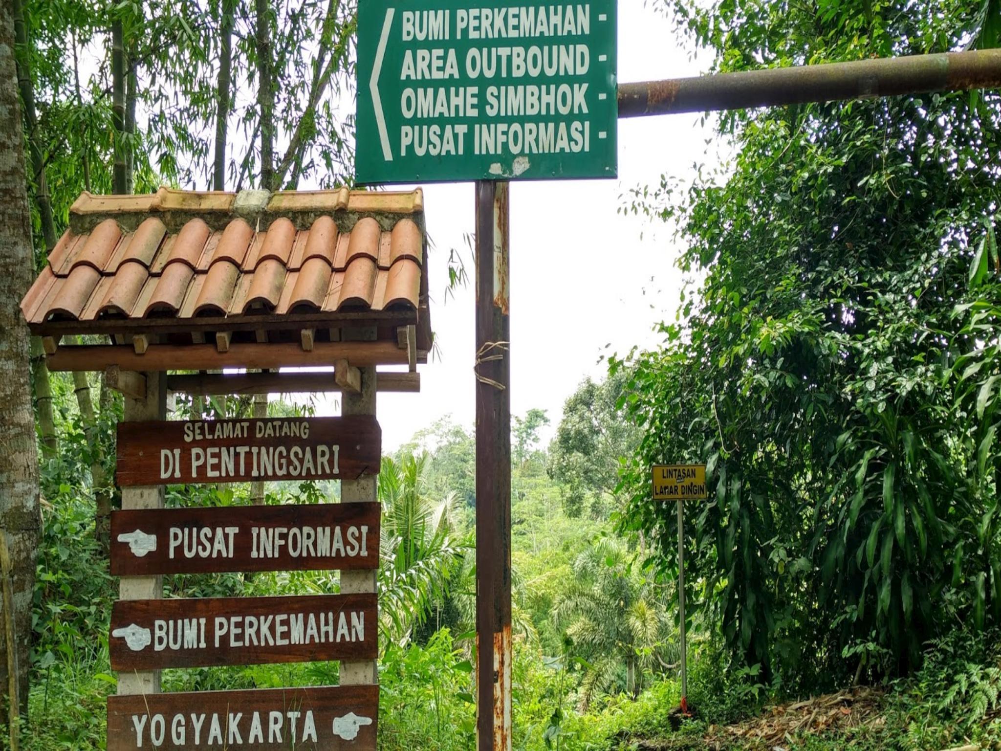 Desa Wisata Pentingsari 2BR House 27 Fullboard