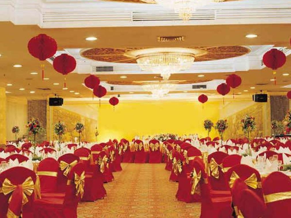 Review Foshan Golden City Hotel