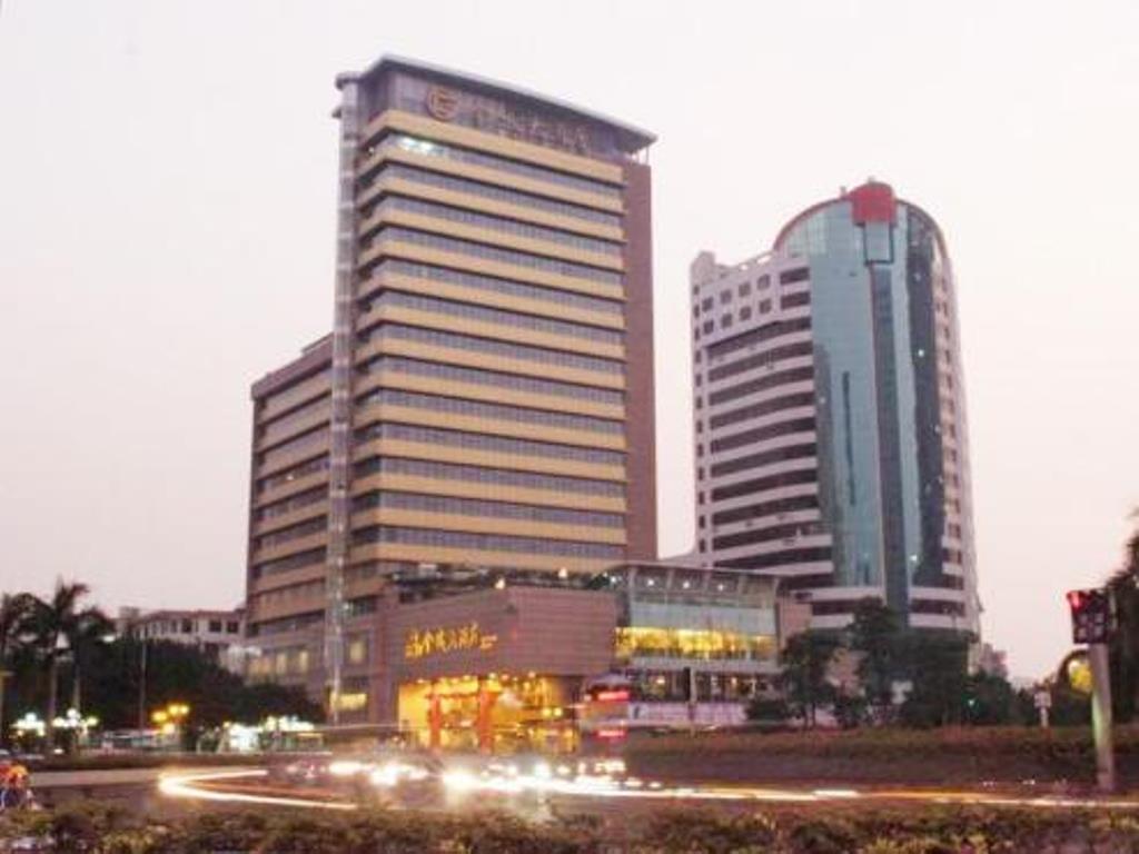 Foshan Golden City Hotel Reviews