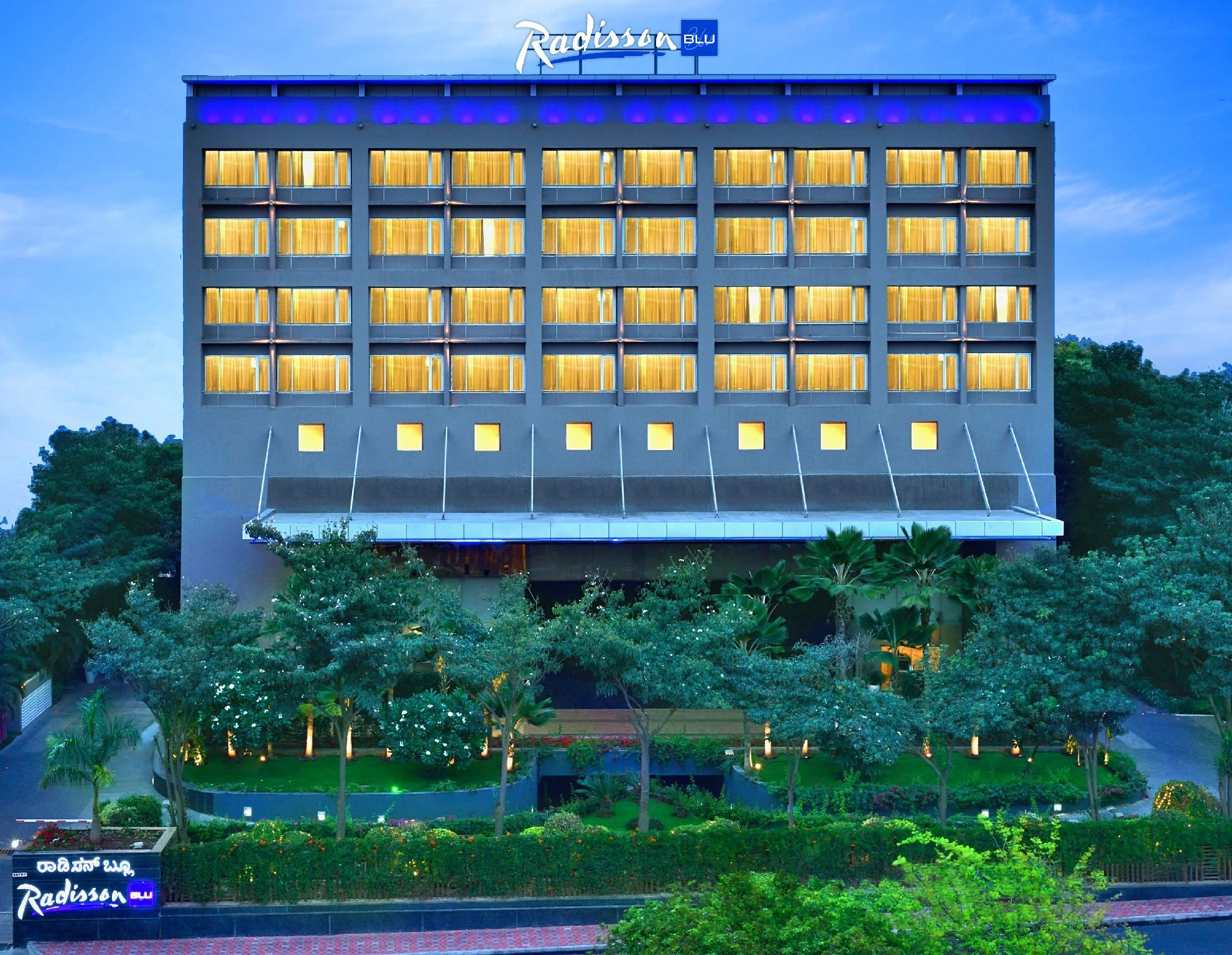 Radisson Blu Bengaluru Outer Ring Road