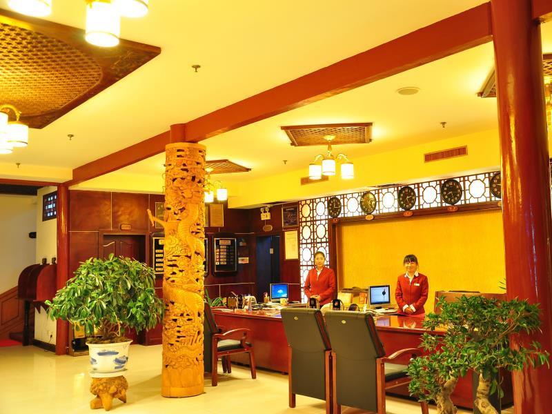 Review Lijiang Liwang Hotel