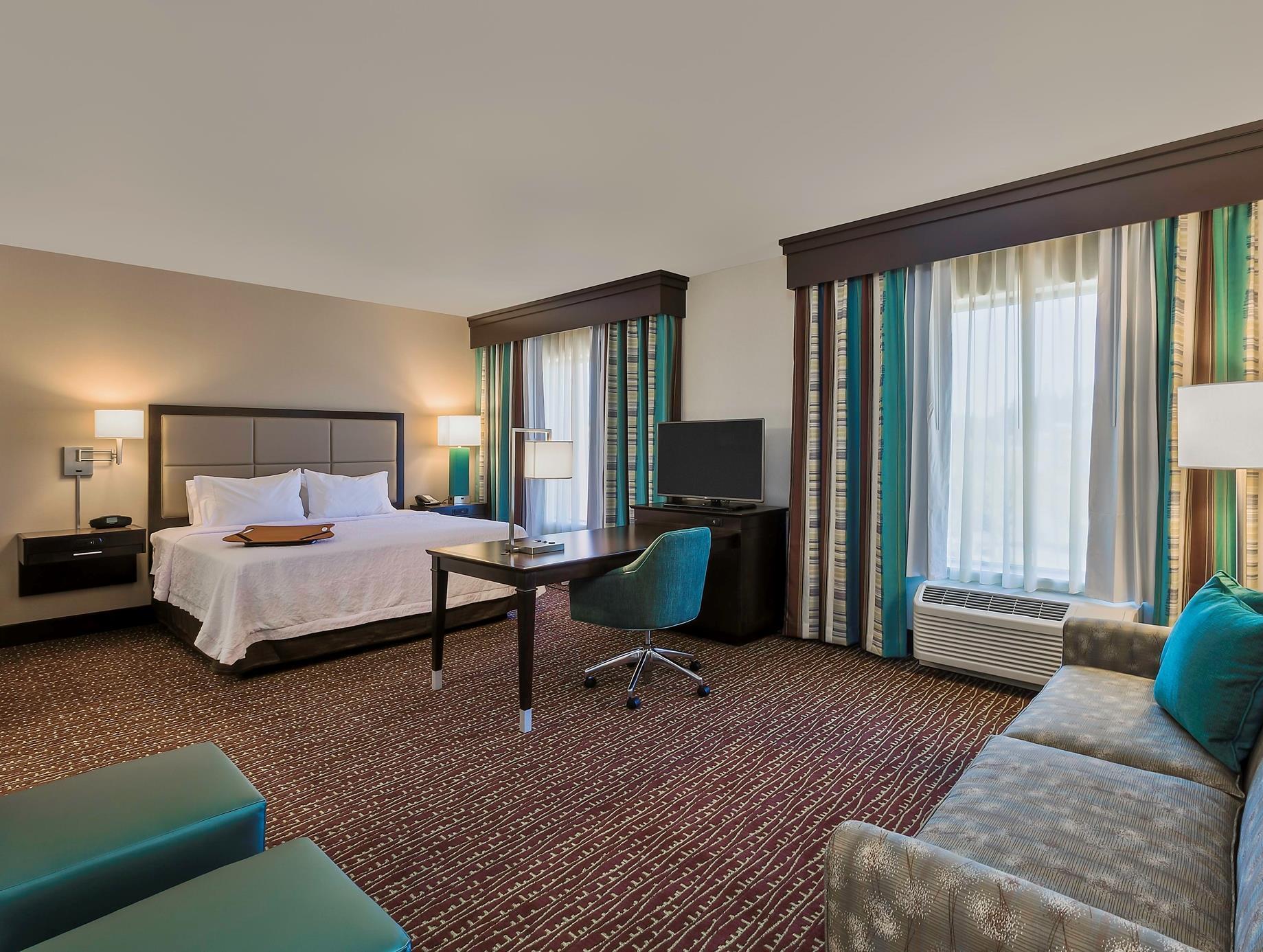 Hampton Inn And Suites Bend