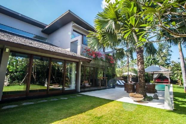Luxury Villa Kamehameha 4 Bdrm w/ Chef @Seminyak