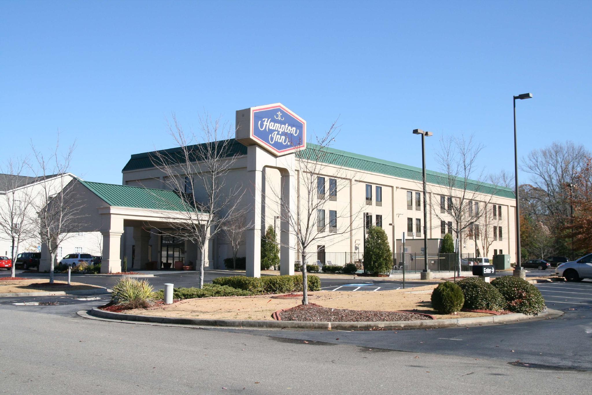 Hampton Inn Atlanta Woodstock