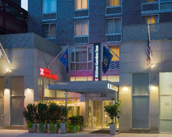 Hilton Garden Inn New York Manhattan-Midtown East New York