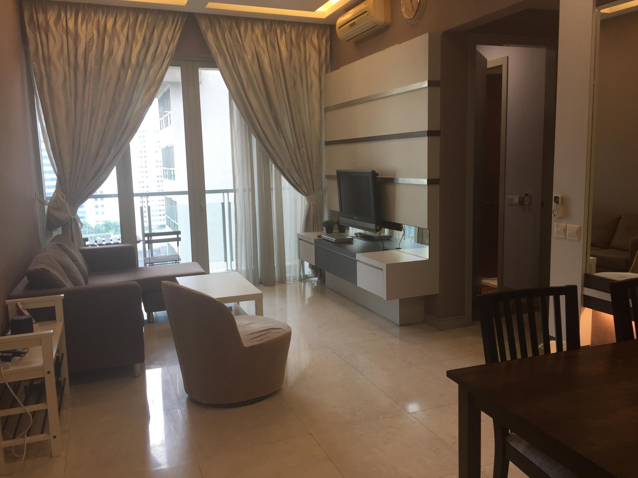 Marc Residences Premium 2 Bedroom Apartment