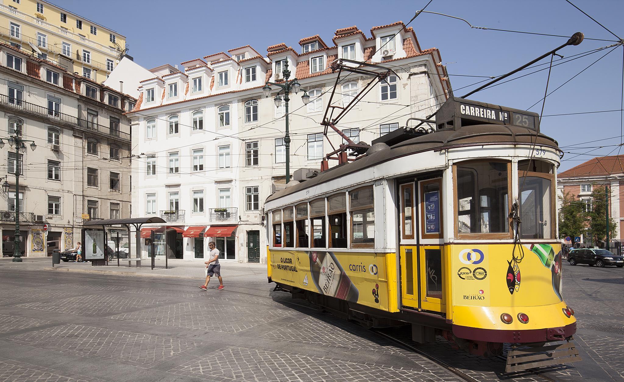 Corpo Santo Lisbon Historical Hotel