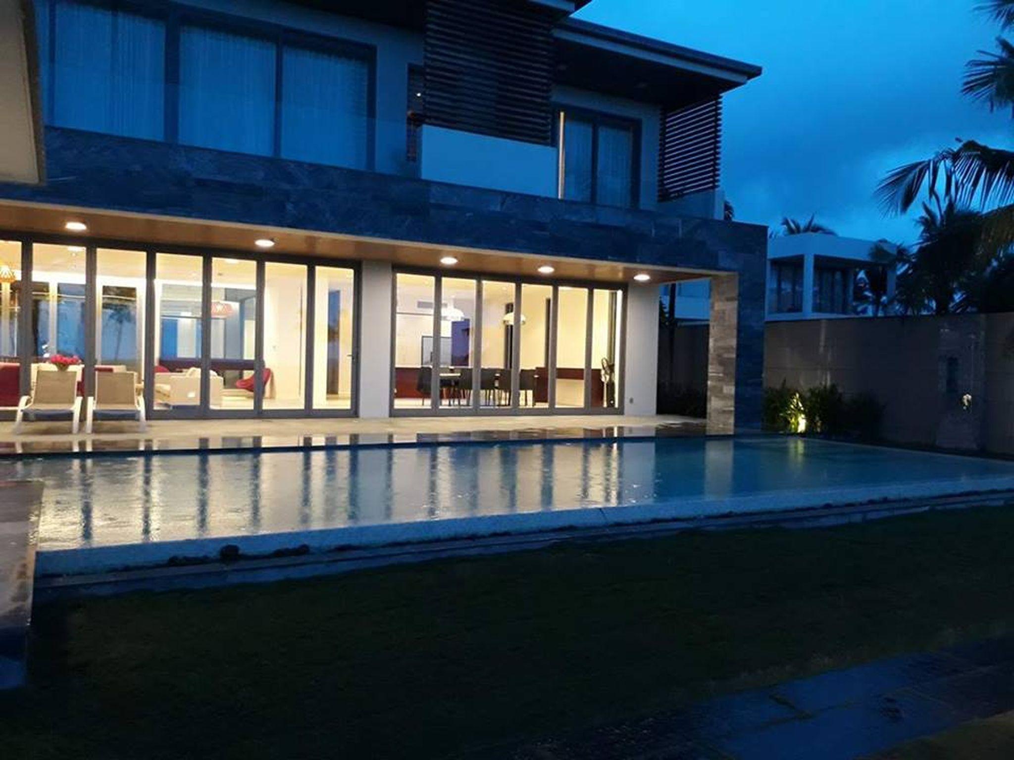 PT Luxury Ocean Villas  6 Bedrooms Beach Front