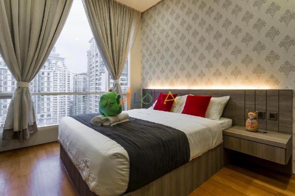 Soho Suites  KLCC by Aloha KLCC&KL Tower View,  #1 Kuala Lumpur