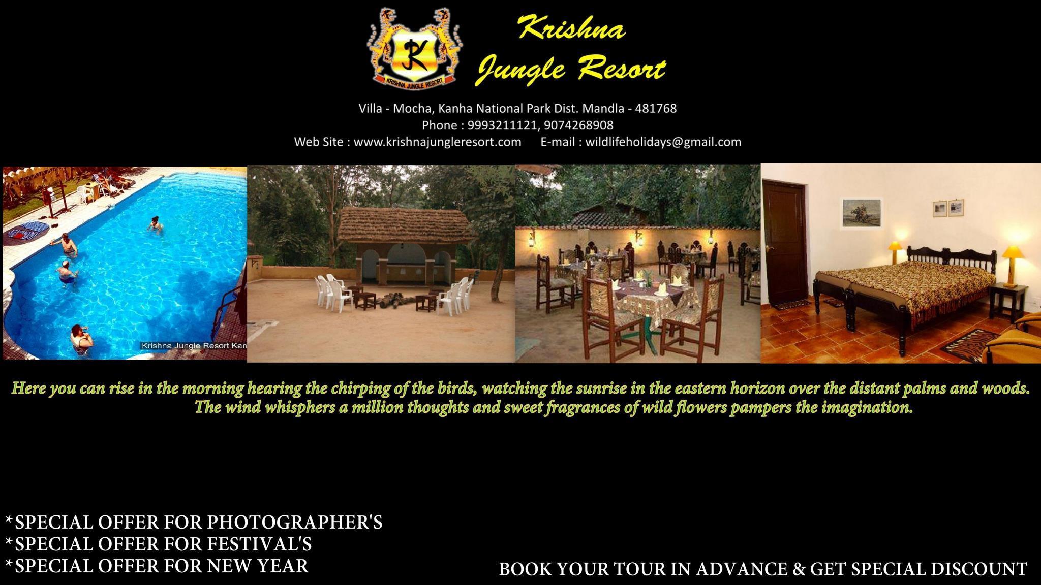The Krishna Jungle Resorts