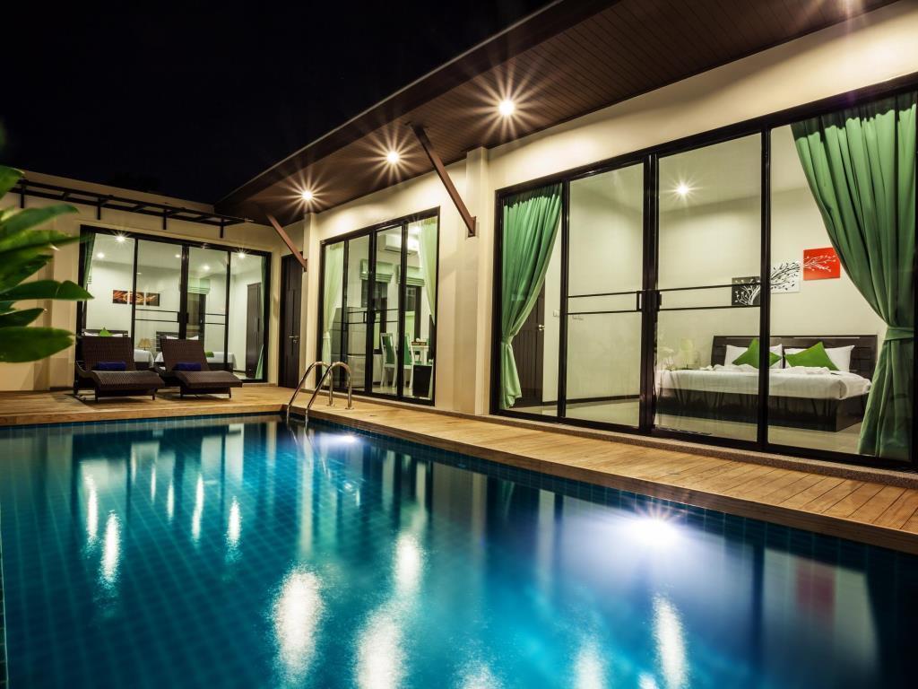 Jasmine Villa Phuket Jasmine Villa Phuket
