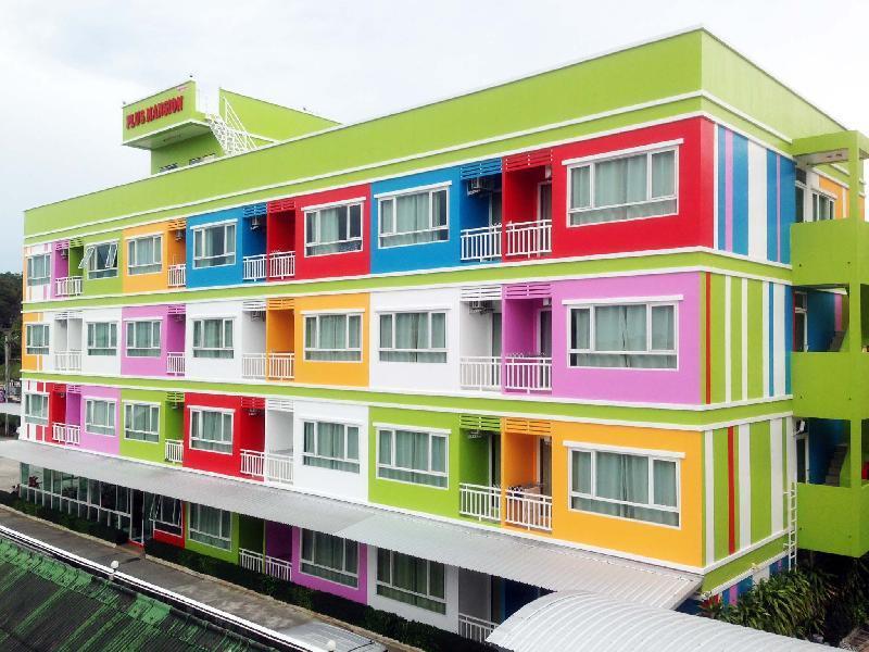 Plus Mansion
