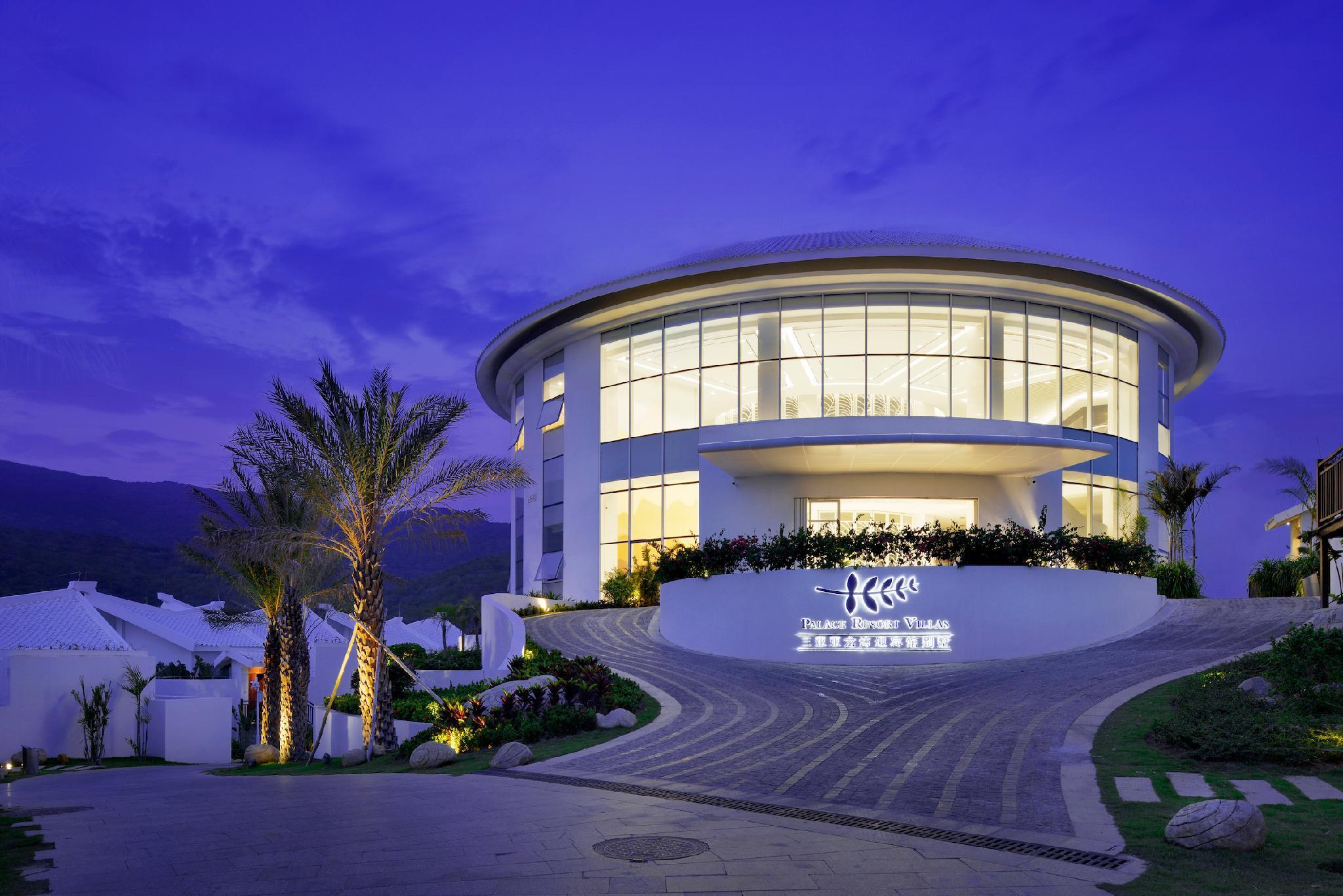 Palace Resort Yalong Bay Sanya Villa
