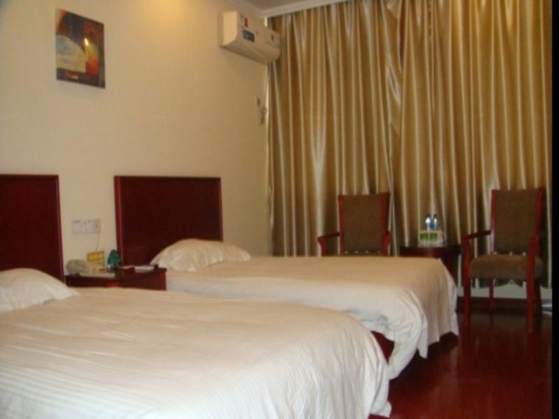 Price GreenTree Inn Wuxi Huishan District Taihu Huanle Garden Qianqiao Express Hotel