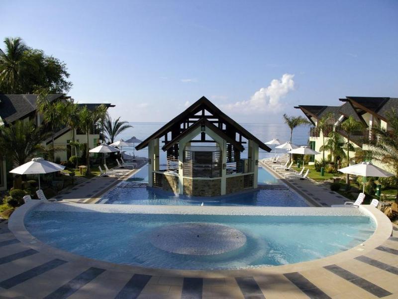 Acuatico Beach Resort Hotel Batangas Philippines Overview - Acuatico beach resort map