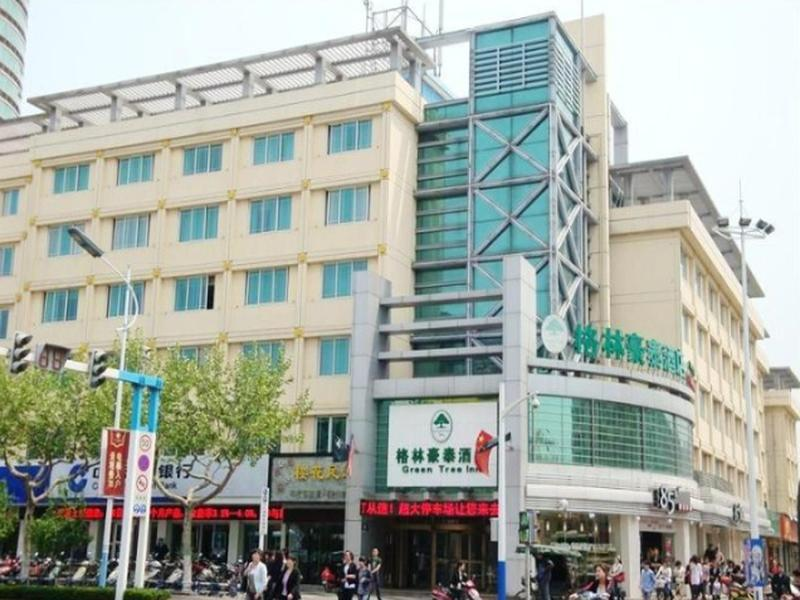 GreenTree Inn Changshu South HaiYu Road Pedestrian Street Business Hotel Reviews