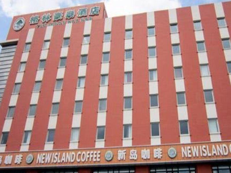 GreenTree Inn Tianjin Dagang Shihua Road