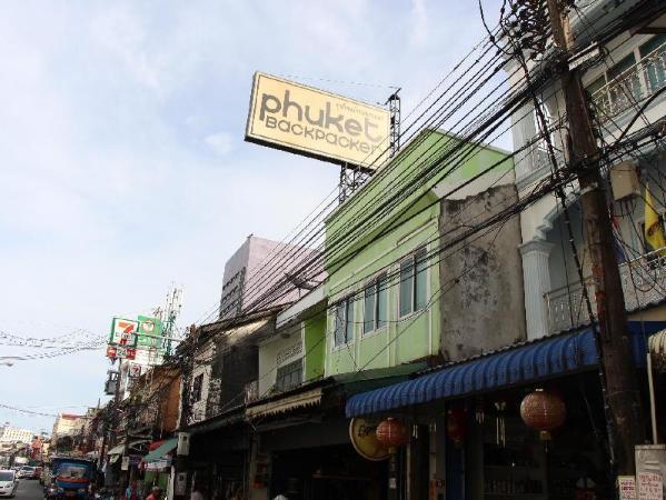 Phuket Backpacker Hostel Phuket