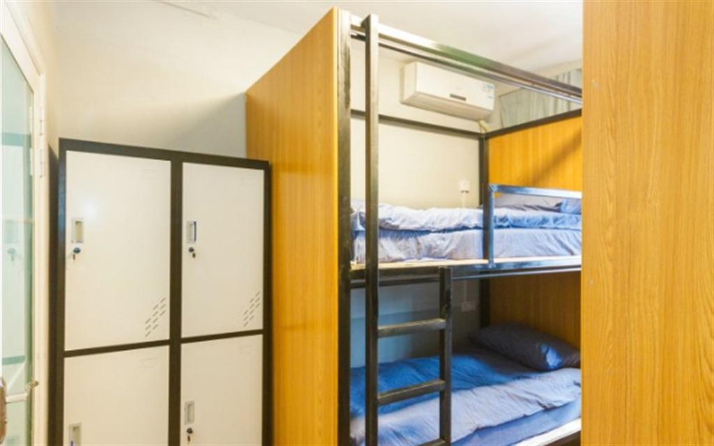 DENGBA HANGZHOU STAY Male 4 Bed Room 1 Bed