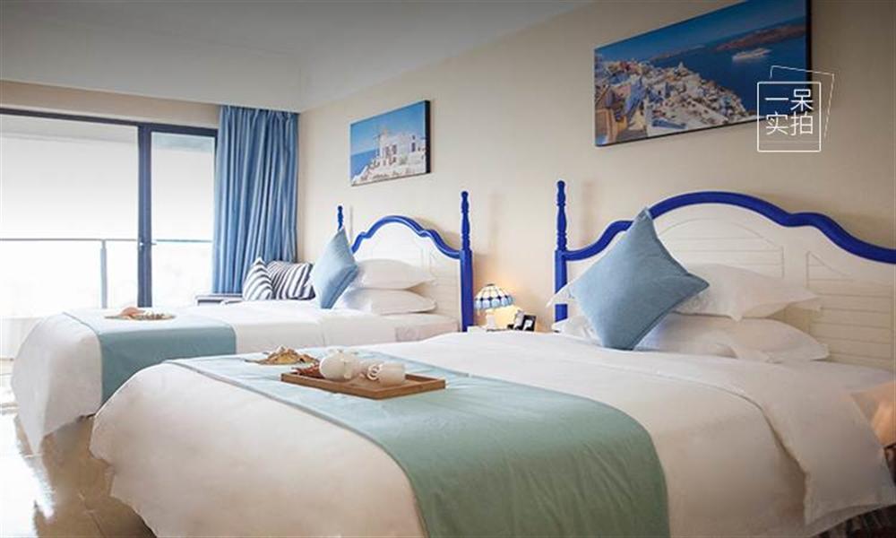 Yidai Holiday 2 Bed Apt P At Poly Silver Beach