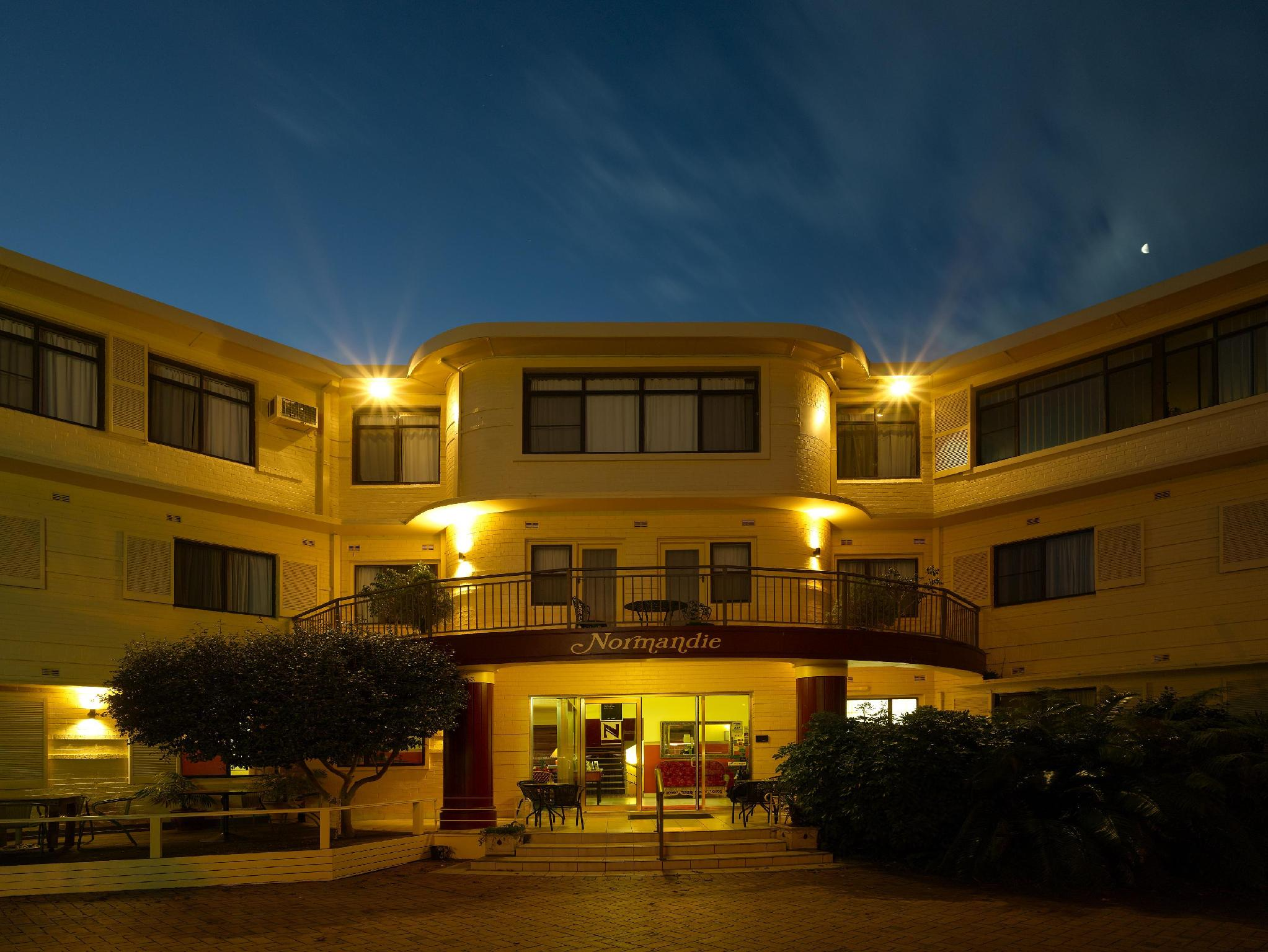 Quality Hotel City Pacific Wollongong