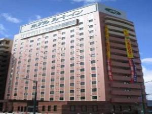 Route Inn酒店-山形站前 (Hotel Route Inn Yamagata Ekimae)