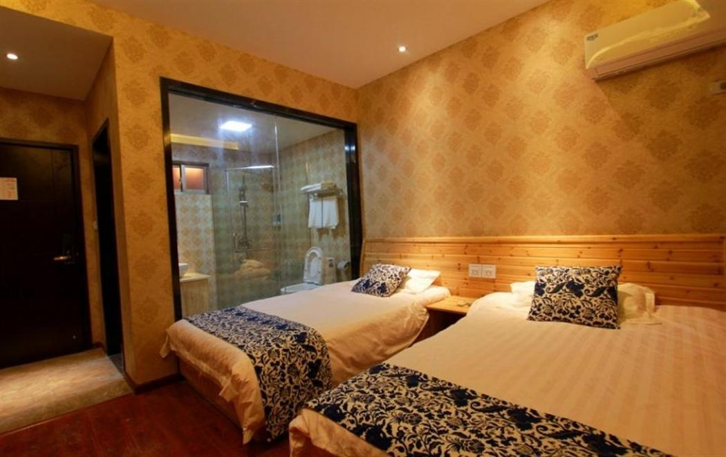 WUZHEN SHUYI RUOSHUI HOMESTAY Deluxe 2 Bed Studio