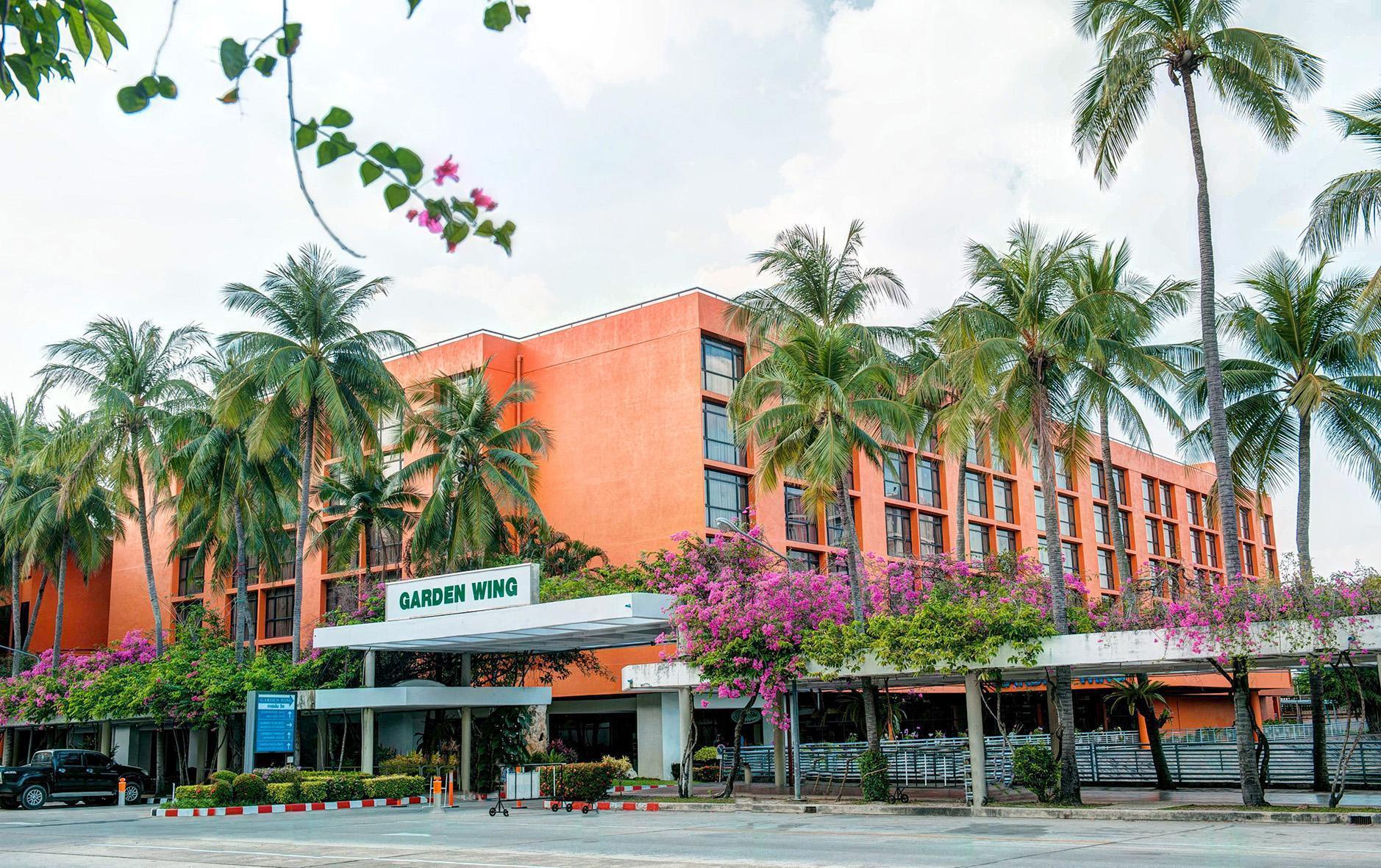 Ambassador City Jomtien Pattaya - Garden Wing แอมบาสซาเดอร์ ซิตี้ จอมเทียน พัทยา - การ์เดน วิง