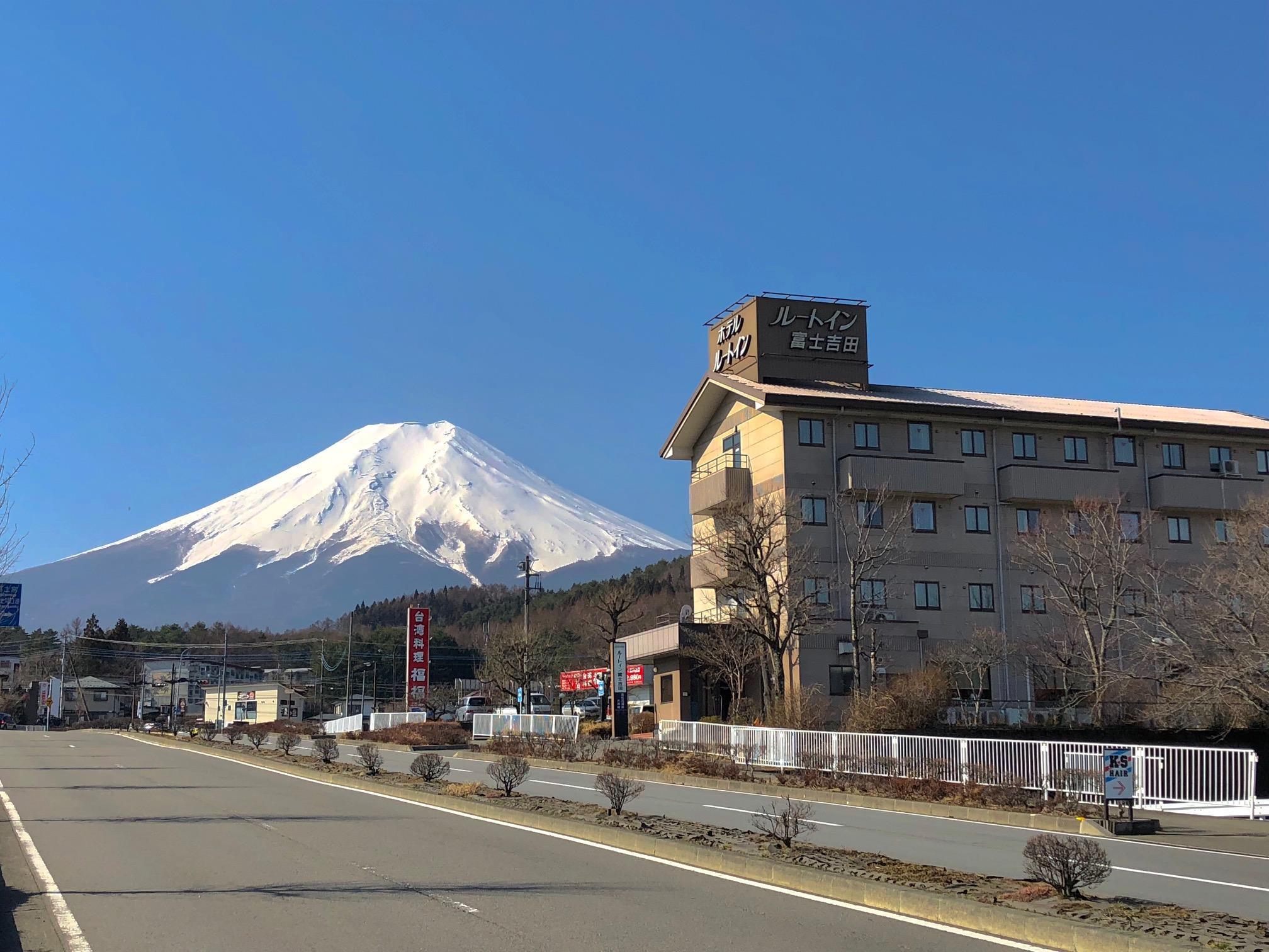 Hotel Route Inn Court Fujiyoshida
