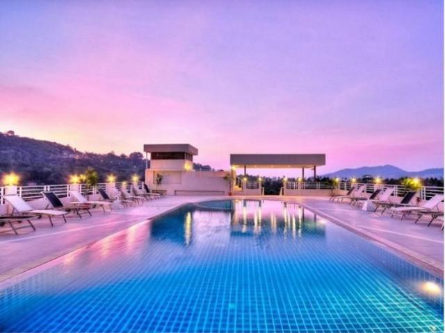 ดิ แอชลีย์ พลาซ่า ป่าตอง โฮเต็ล แอนด์ สปา – The ASHLEE Plaza Patong Hotel & Spa