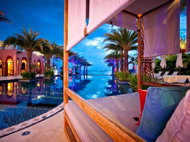 มาราเกช หัวหิน รีสอร์ท แอนด์ สปา – Marrakesh Hua Hin Resort & Spa