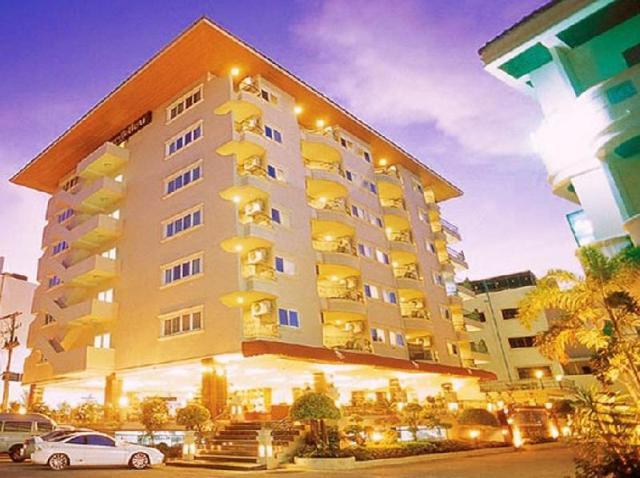 แอลเค พาวิลเลียน เอ็กเซกคิวทีฟ เซอวิส อพาร์ตเมนต์ – LK Pavilion Executive Serviced Apartment