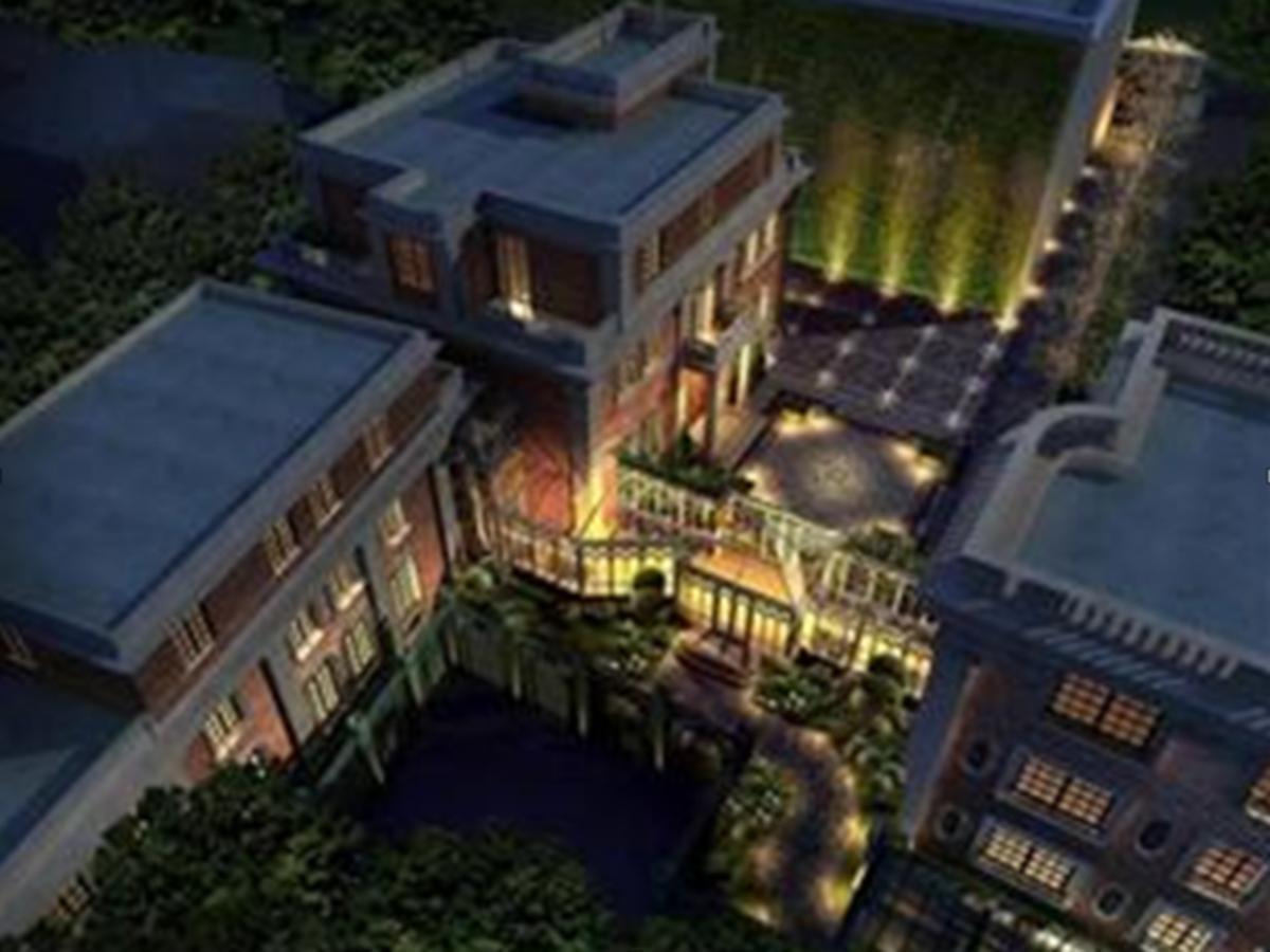 Shanghai Imperial Palace Club