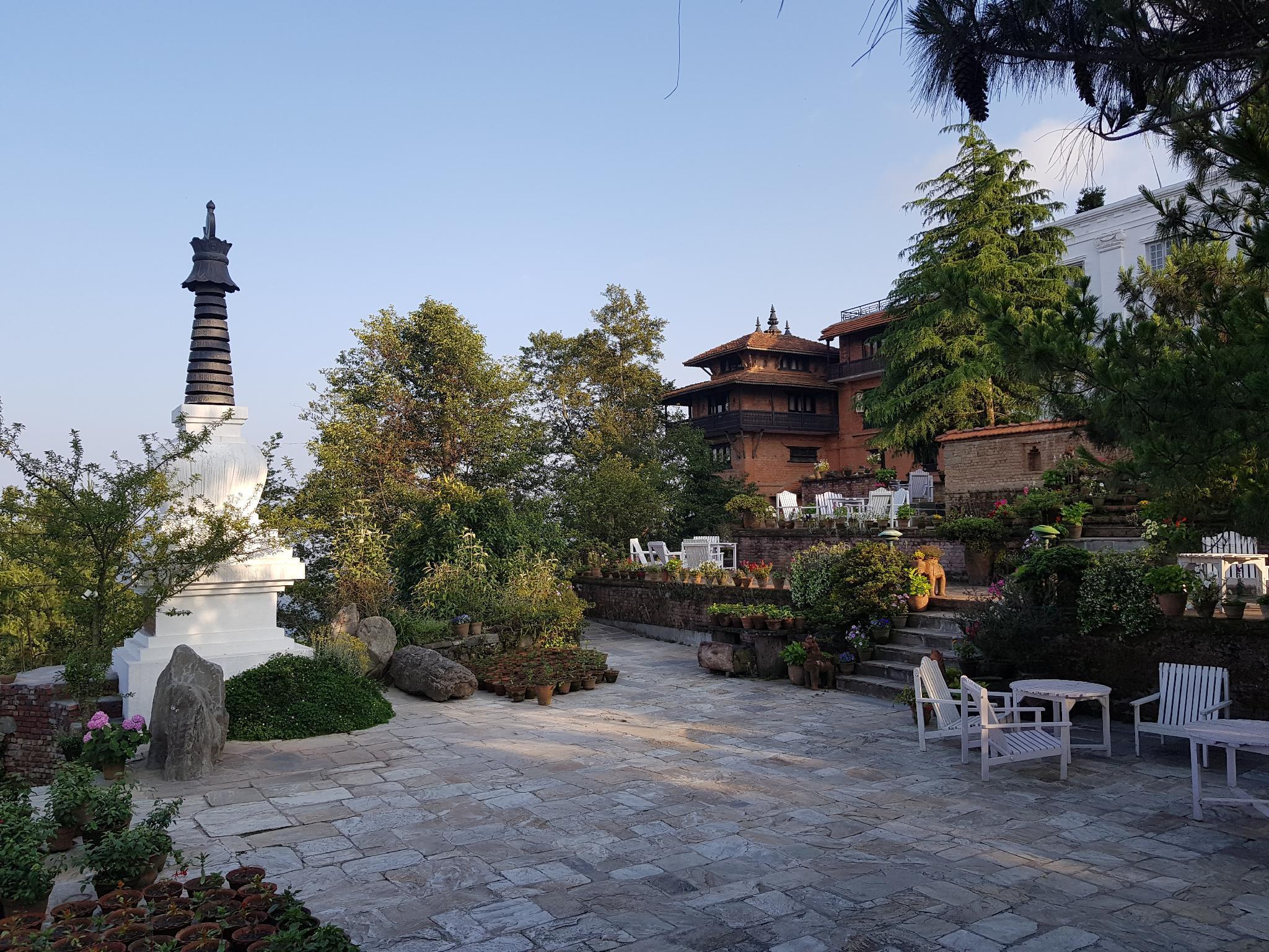 The Fort Resort  Nagarkot