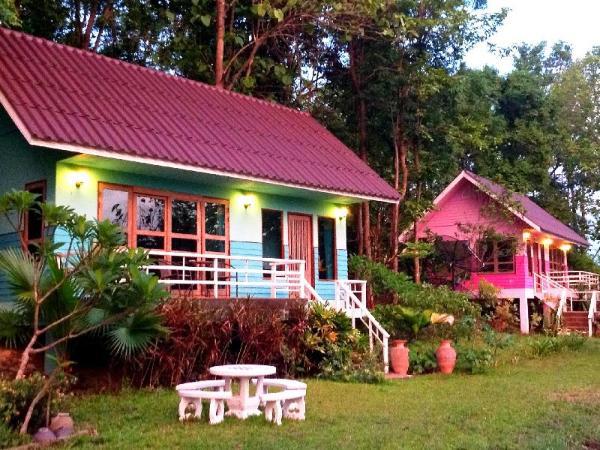 Sankampang Hot Spring Hill Chiang Mai